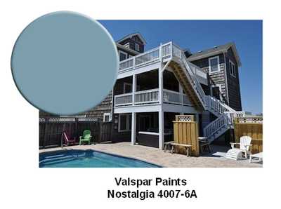 Valspar Paints Nostalgia 4007-6A