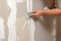 Wall painting techniques for older surfaces