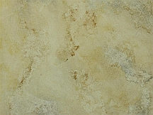 Faux painting finishes can make wall flaws look decorative