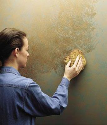 What Paint Finish Sheen Is Best For Sponge Painting