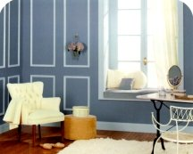 French blue is a timeless paint color
