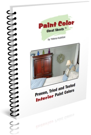 paint color cheat sheets cover - 300
