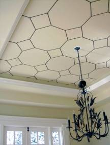 Faux and Decorative Painting Techniques for Ceilings