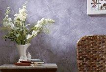 Venetian plaster finish