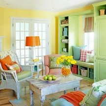Nothing beats house painting when it comes to improving your home on a budget