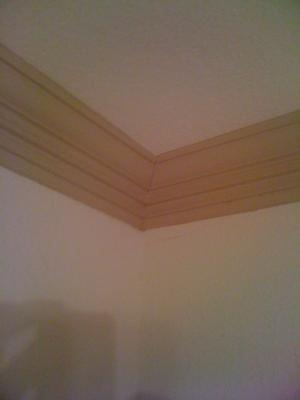 How To Make A Room With Non White Painted Trim Lighter
