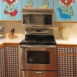 When it comes to kitchen decorating, paint gives the biggest return on the investment
