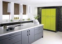 minimalistic kitchen painting idea