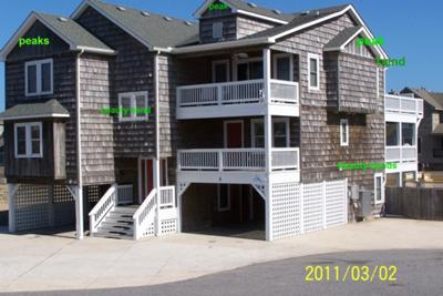 Front view of our house