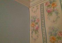 Old failing wallpaper