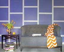 A stripe design that looks good in your mind may not work out in reality
