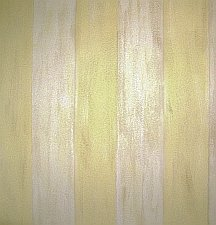 Distressed painted wall stripes