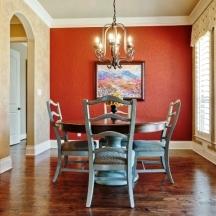 Accent Walls Can Make A Long Room Look More Balanced