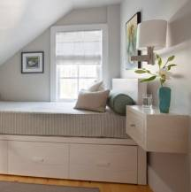 Painting Rooms To Change Their Size And Shape
