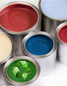 House painting can be eco-friendly