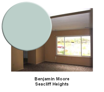 Seacliff Heights paint color