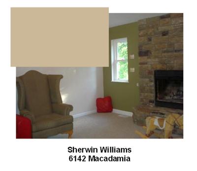 SW6142 Macadamia paint color