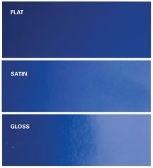 Types of paint finishes for exterior home painting - What is satin paint ...