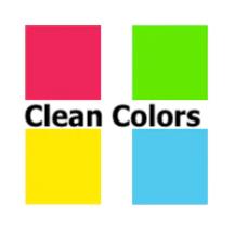 Clean paint colors